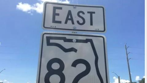 Representatives of Troyer Brothers  Florida, which wants to build a rock mine on its land off of State Route 82, say not a single load of rocks will move before State Route 82 is rebuilt from Colonial Drive to the Hendry County line.