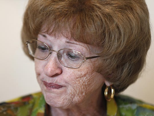 Shirley Fortner, 73, says she has grown weary of having to ask the state parole board every two years to keep her daughter's killer in prison.