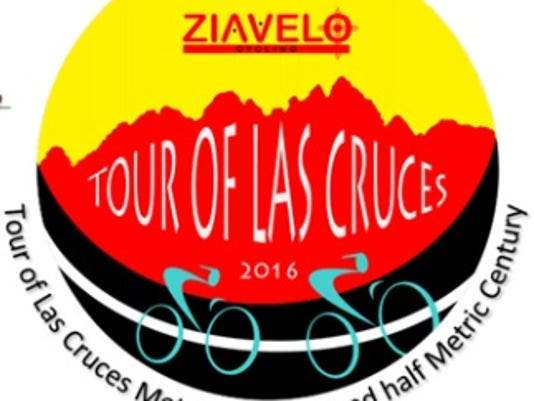 2016 Tour of Las Cruces logo
