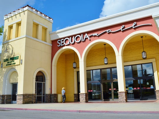 The Sequoia Mall is one of two malls in Visalia. It is located on Mooney Boulevard.