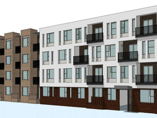 Kitchen Construction Begins Soon : Construction of foothills apartments begins soon
