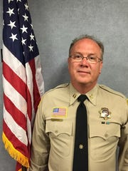 Desert Hot Springs Police Chief Dale Mondary