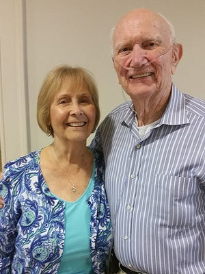 JoAnn and Herb Abercrombie made the decision to move to a senior community after Herb developed a progressive illness.