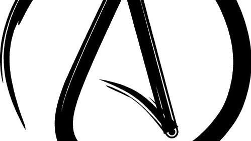Atheist logo.
