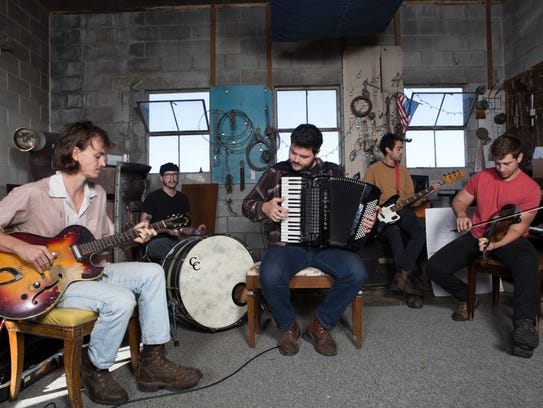 The Felice Brothers bring their folk-rock sound to