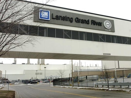 Gm to build stamping plant for lansing grand river for General motors assembly plant