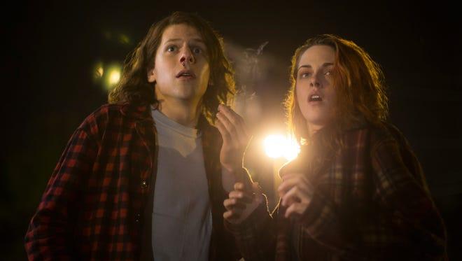 "Jesse Eisenberg and Kristen Stewart were both first choices for ""American Ultra"" screenwriter Max Landis."