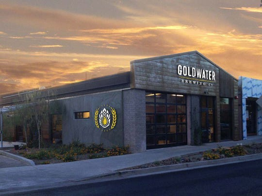 Goldwater Brewing Co. in Scottsdale.