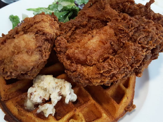 One way to try the buttermilk fried chicken at Bubba