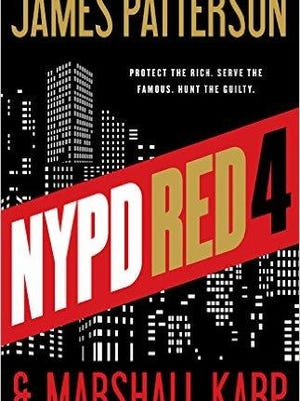 NYPD Red 4, by James Patterson