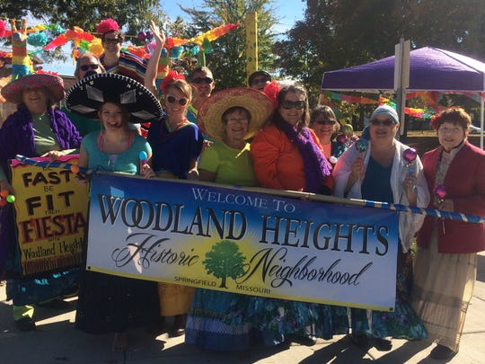 Woodland Heights has an active neighborhood association