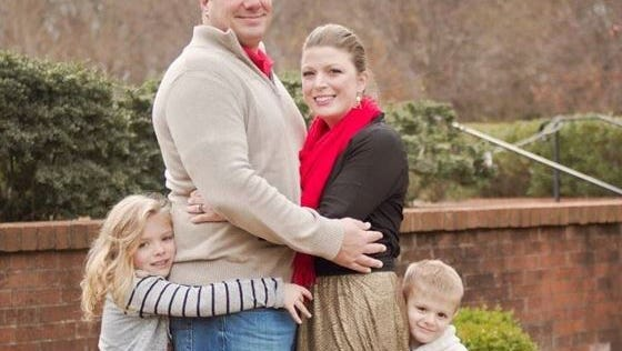 The Hill family moved to West Manheim Township in February.