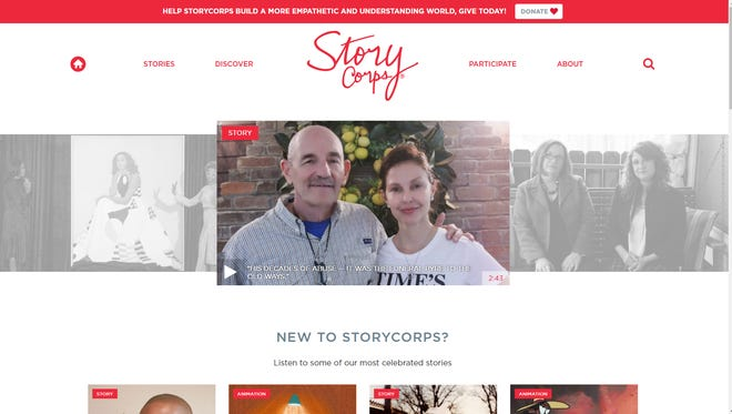 StoryCorps is a national archive of individuals sharing stories in the hope of preserving everyday wisdom for tomorrow.