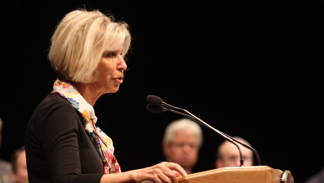 Janet DiFiore's nomination to become the state's top judge will be put to a hearing Jan. 20.