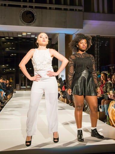Black is Beautiful Fashion Show