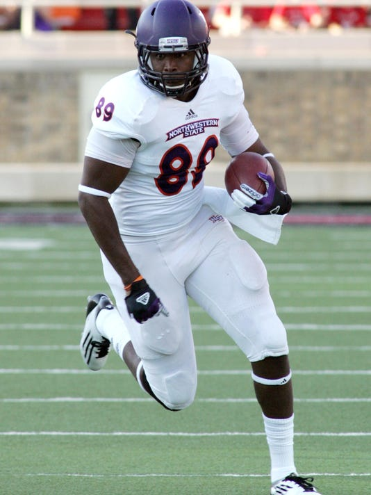 NCAA Footbal: Northwestern State at Texas Tech