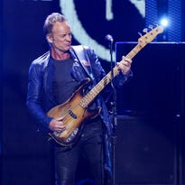 The Police and Poughkeepsie