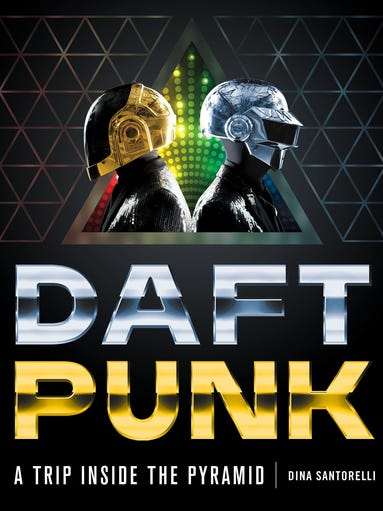 In the EDM world, French duo Daft Punk are legend. With the massive success of latest album 'Random Access Memories' and four Grammy wins, the robots are lighting up the mainstream, too. In the new unauthorized biography 'Daft Punk: A Trip Inside the Pyramid,' author Dina Santorelli chronicles their rise to fame, as well as their impact on the evolution of EDM.