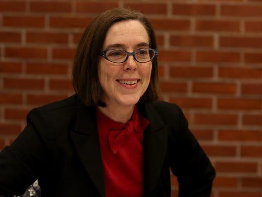 Kate Brown, Oregon Secretary of State