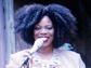 Local opera singer Mylea Thompson began her training