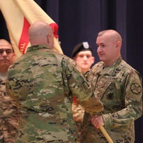 Command Sgt. Maj. Noel Foster is now Fort Campbell's new garrison command sergeant major.
