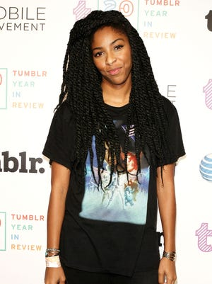 'Daily Show' correspondent Jessica Williams.