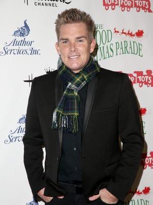 Mark McGrath in 2014.