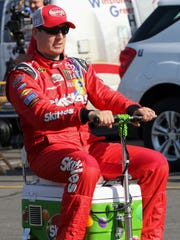 Kyle Busch missed the first 11 points races of the