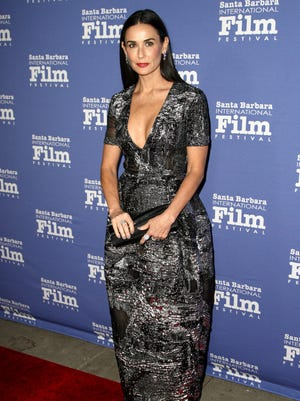 Demi Moore was not home when a man accidentally drowned in her backyard pool.