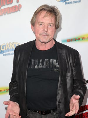 Actor Roddy Piper attends the world premiere of 'The Death of 'Superman Lives': What Happened?' at the Egyptian Theatre on April 30, 2015 in Hollywood, California.