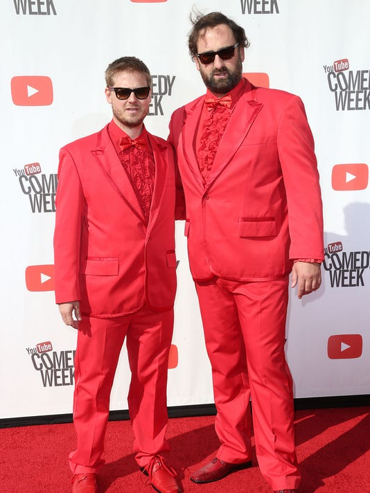 """YouTube Comedy Week Presents """"The Big Live Comedy Show"""" - Arrivals"""