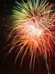 Celebrate the stars and stripes at the coast with fireworks over the Siletz Bay.