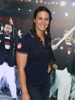 USA wrestler Adeline Gray.