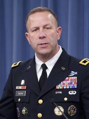 Maj. Gen. Jeffrey Snow