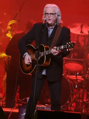 Ricky Skaggs will ride the Santa Train Nov. 18.