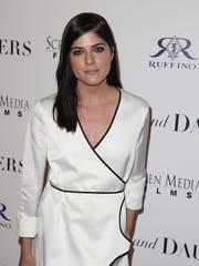 "Joe Scarnici,  Getty Images, for Ruffino Wines WEST HOLLYWOOD, CA - APRIL 28:  Selma Blair arrives at the pemiere of Screen Media Film's ""MOTHERS AND DAUGHTERS"" at The London West Hollywood on April 28, 2016 in West Hollywood, California.  (Photo by Joe Scarnici/Getty Images for Ruffino Wines) ORG XMIT: 634396489 ORIG FILE ID: 525896364"