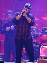 """Artist Rodney Atkins performs at """"1 Night. 1 Place."""