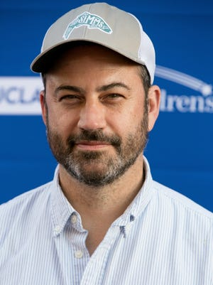 Jimmy KImmel says son Bill is doing great.