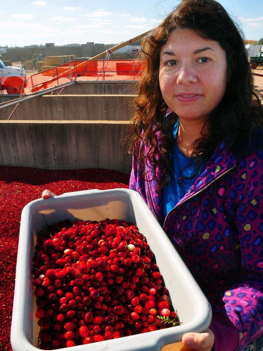 Seeing red: Take a trip to Wisconsin's cranberry marshes