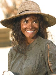 """Berry as Janie Crawford in the 2005 TV movie """"Their"""