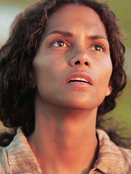 Halle Berry, watching God