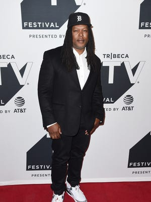 "Shaka Senghor attends the Tribeca TV Festival series premiere of ""Released"" at Cinepolis Chelsea in September."