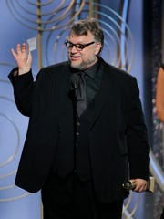 This image released by NBC shows Guillermo del Toro