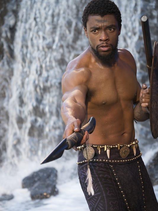Chadwick Boseman praises Marvel's big leap forward in diversity