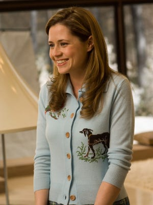 "Jenna Fischer, who played the receptionist Pam on ""The Office."""
