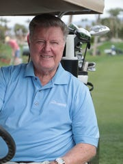 Ron Fairly a long time resident of Indian Wells, recently