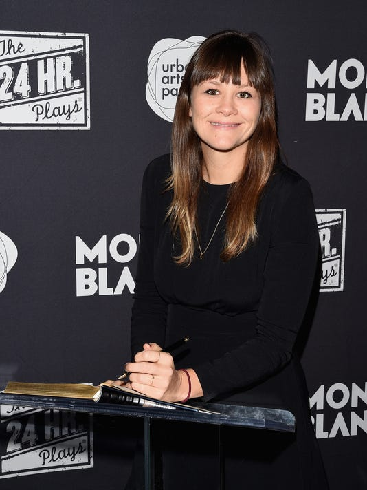 Montblanc Presents: 14th Annual The 24 Hour Plays On Broadway To Benefit Urban Arts Partnership - After Party