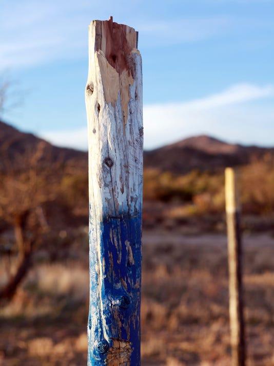 Apache Stronghold vandalism