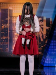 The Sacred Riana wowed 'America's Got Talent' with