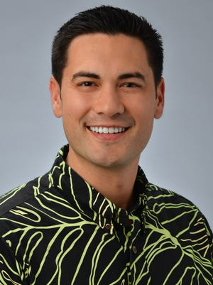 Former Guam resident Kyle Shelly, son of son of Guam residents Van and Cecilia Shelly, was honored as of the top 40 under 40 executives by Pacific Business News in Hawaii.